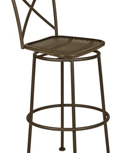 Bistro Villa Swivel Bar Stool