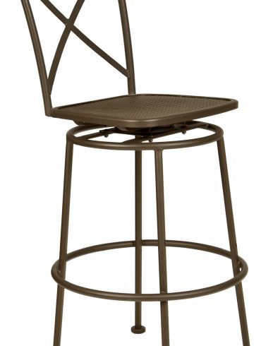Bistro Villa Swivel Counter Stool