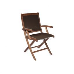 Topaz Folding Sling Chair