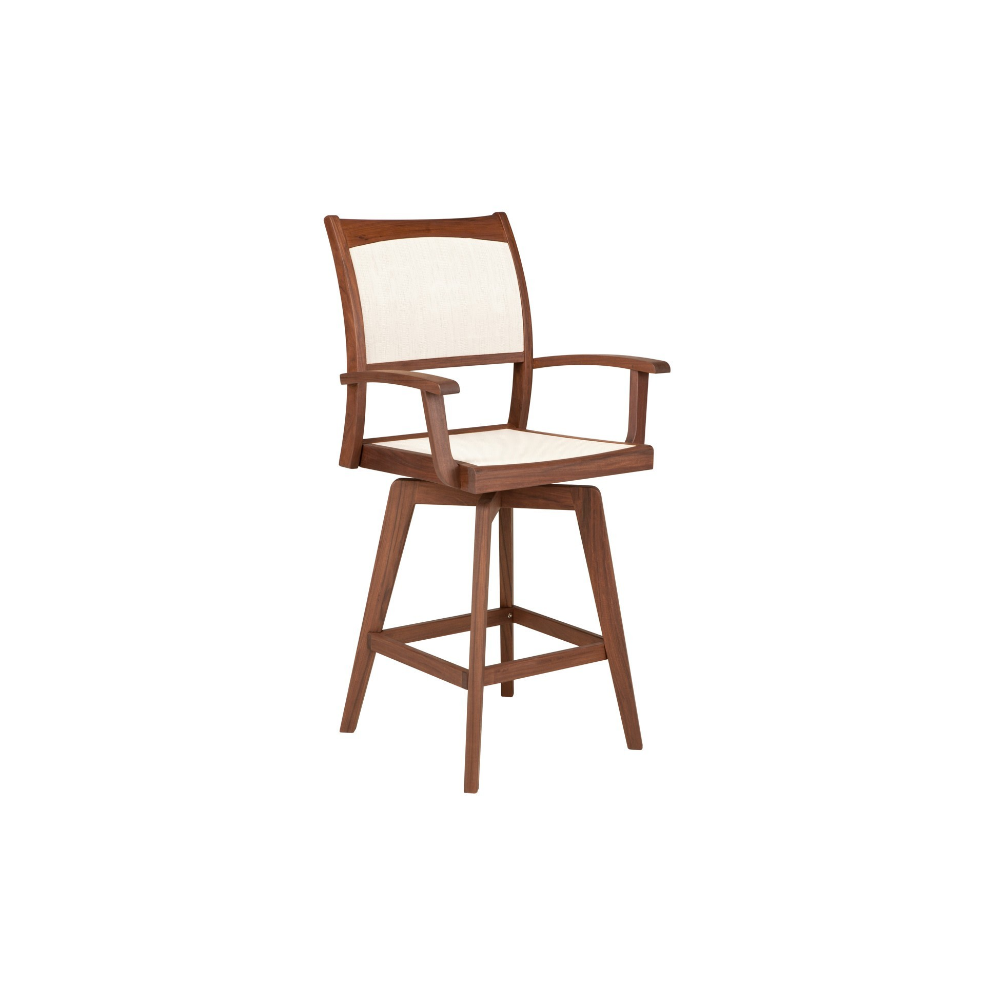 Topaz Swivel Hidining Chair Hauser S Patio
