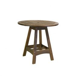 "Capri Hi Dining Table- 41"" Round"