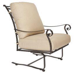 San Cristobal Spring Base Lounge Chair