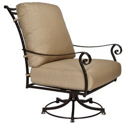 San Cristobal Swivel Rocker Lounge Chair