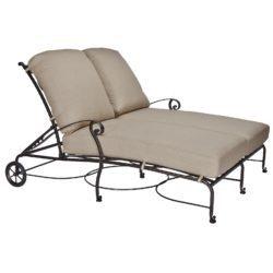 San Cristobal Adjustable Double Chaise