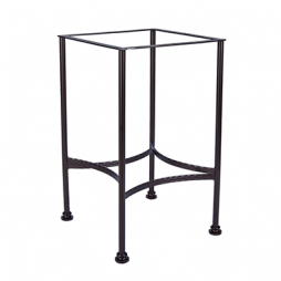 "Classico-W Bar Table fits 42"" -54"" Round & 34"" -48"" Square tops"