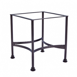 """Classico-W Dining Table Base fits 42"""" -54"""" Round & 34"""" -48"""" Square tops"""