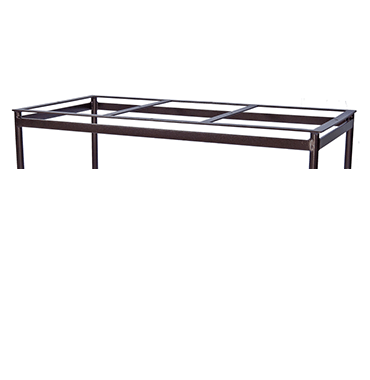 """Classico-W Dining Table Base fits 42"""" x 72"""" & 42"""" x 84"""" tops"""