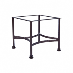 """Classico-W Chat Table Base fits 42""""-54"""" Round & 34""""-48"""" Square tops"""