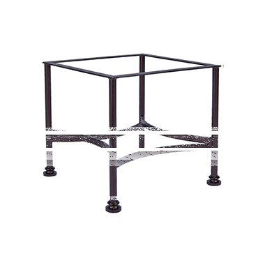 "Classico-W Chat Table Base fits 42""-54"" Round & 34""-48"" Square tops"