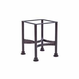 """Classico-W Side Table Base fits 24"""" -30"""" Round & 24"""" Square tops"""