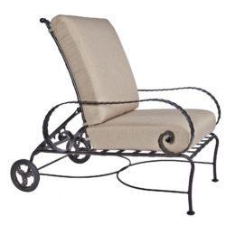 Classico-W Hi-Back Adjustable Lounge Chair