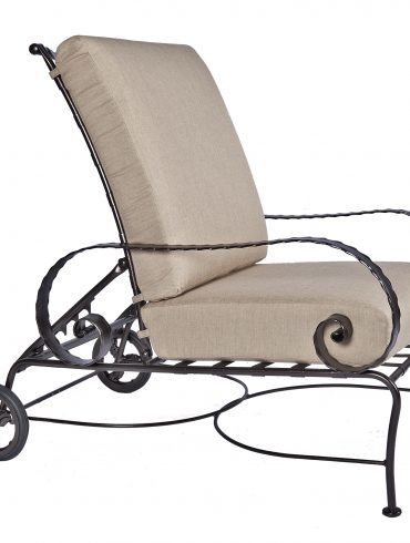 Classico-W Hi-Back Adjustable Lounge Chair