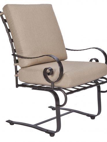 Classico-W Club Dining Spring Base Arm Chair