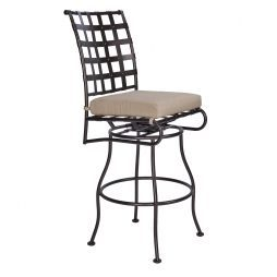 Classico-W Swivel Bar Stool With No Arms