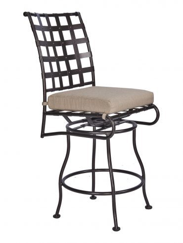 Classico-W Swivel Counter Stool With No Arms