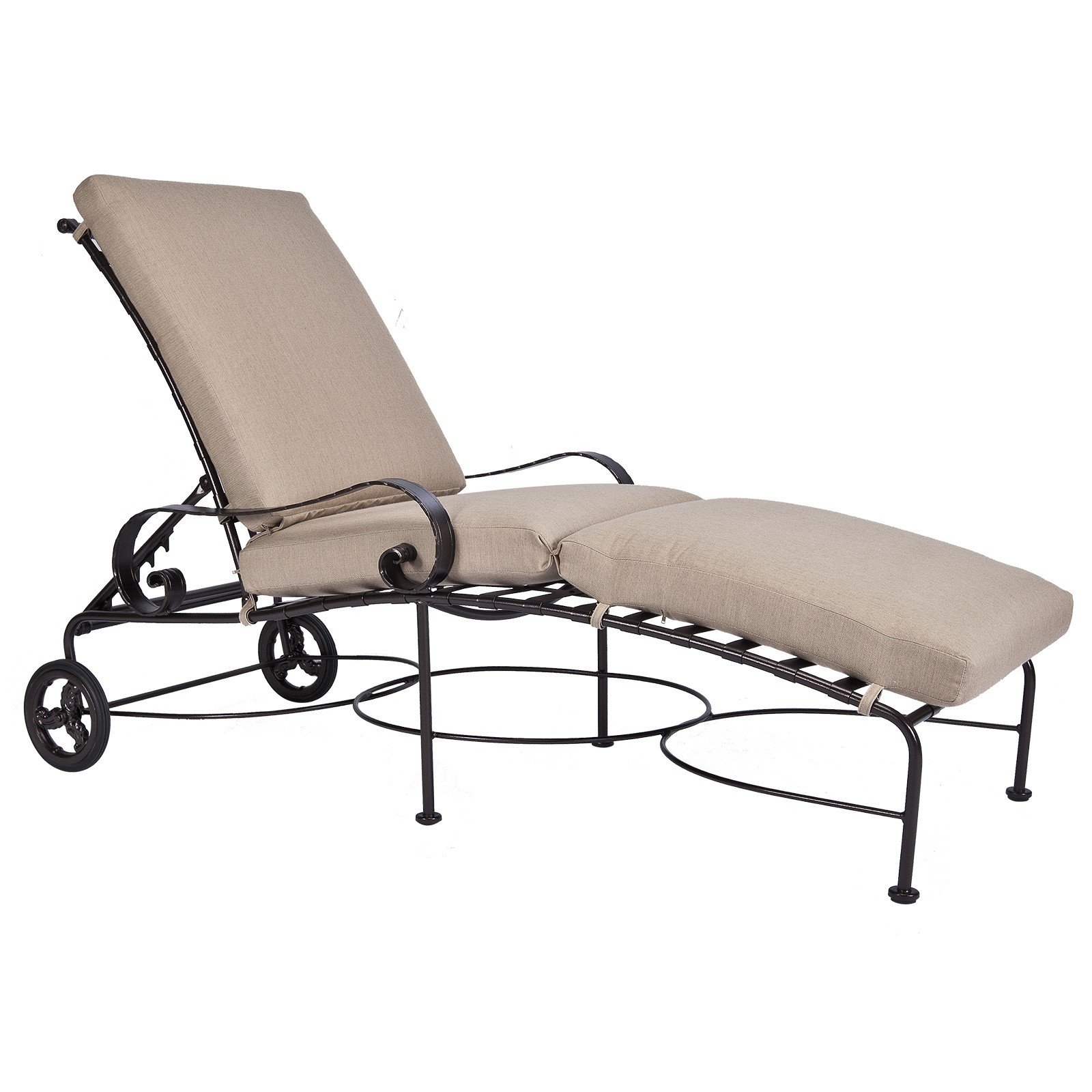 Classico-W Adjustable Chaise