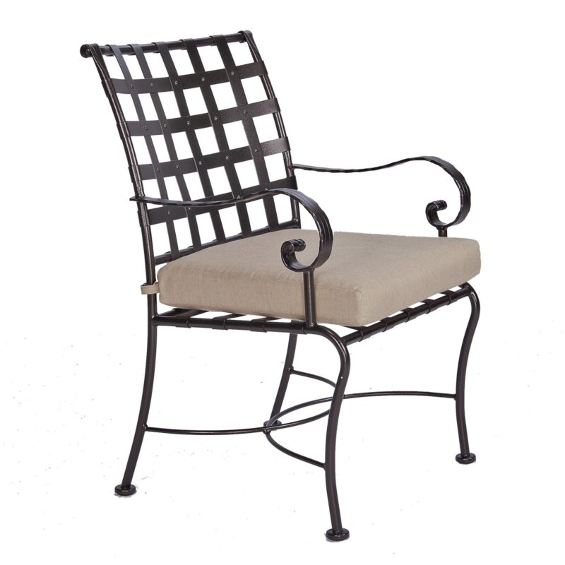 Classico-W Dining Arm Chair