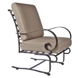 Classico-W Spring Base Lounge Chair