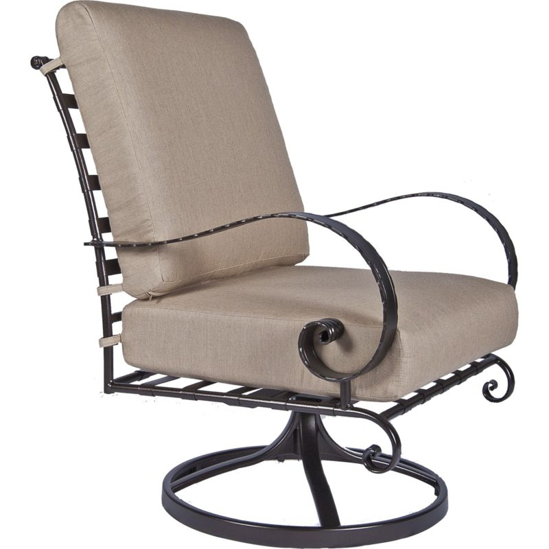 Classico-W Swivel Rocker Lounge Chair