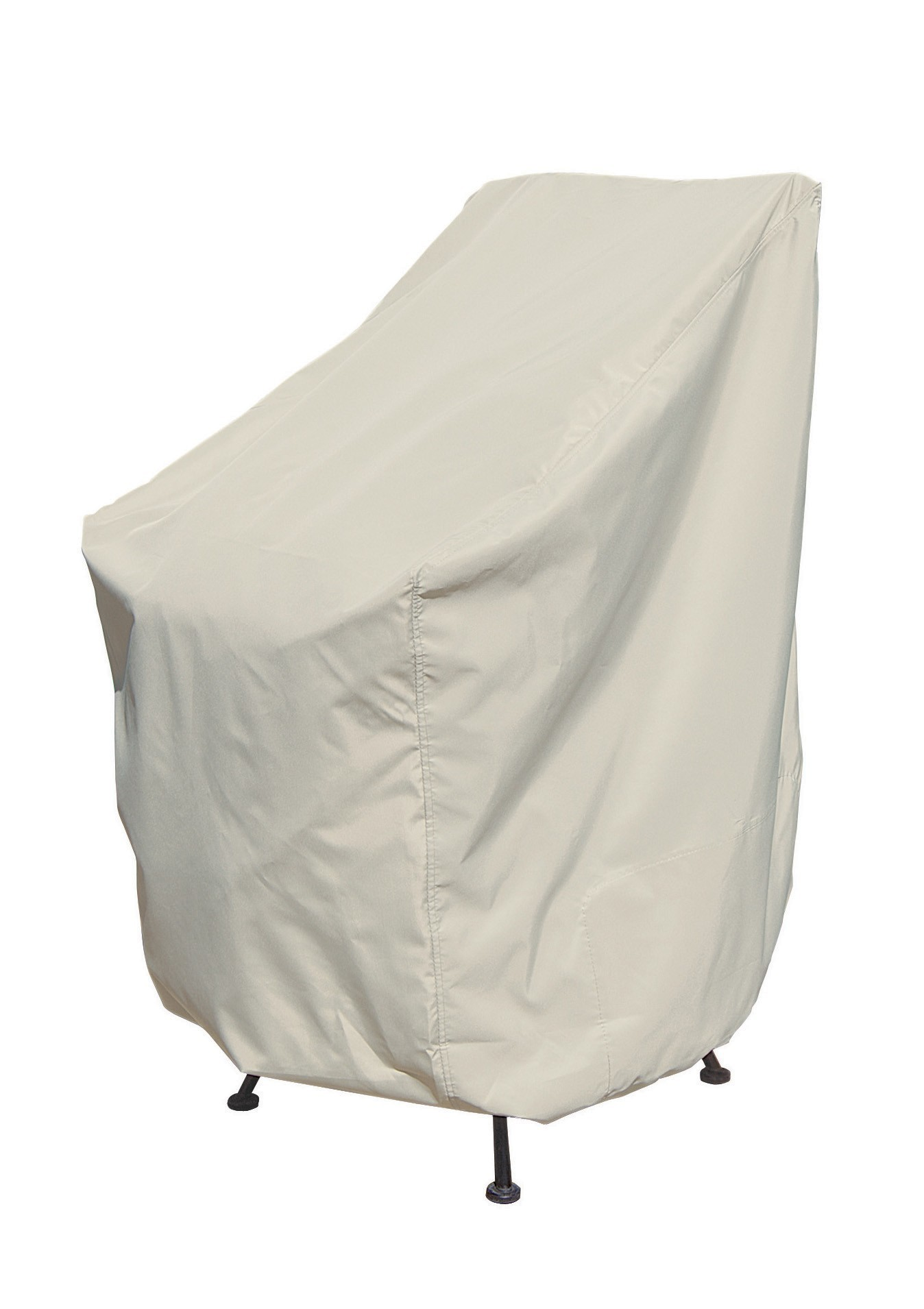 Protective Cover Stack Of Chair Bar Stool W Elastic