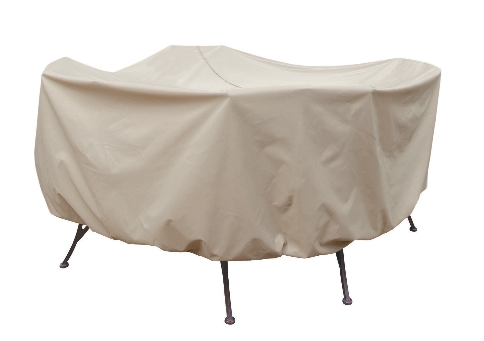 Protective Cover Fits 54 Round Table Chairs W Hole Hauser S