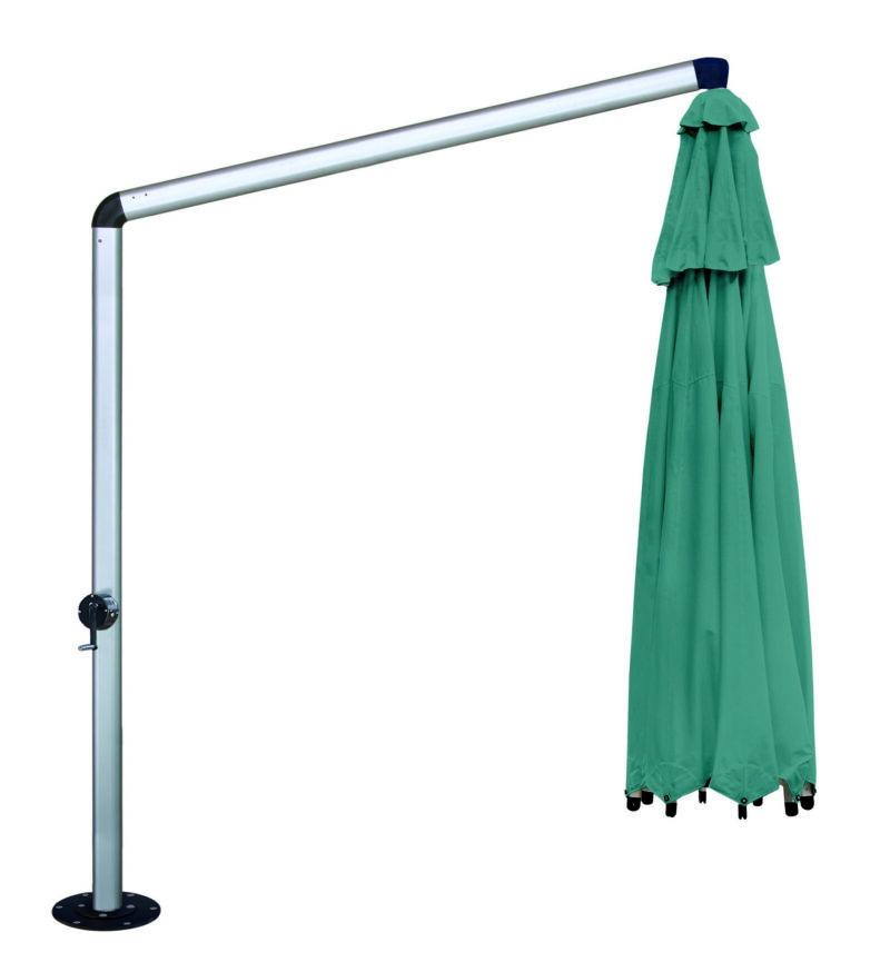 aluminum outdoor umbrella frame