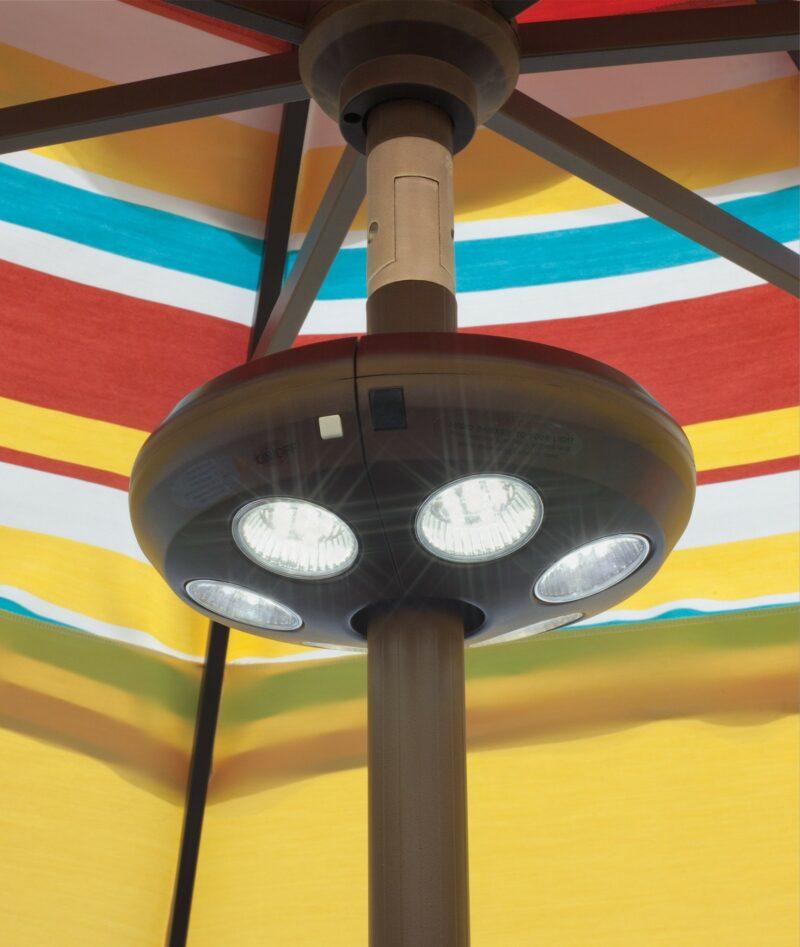 vega umbrella lights