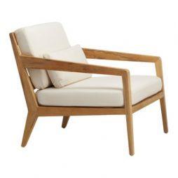 Drift Lounge Chair W Loose Cushions