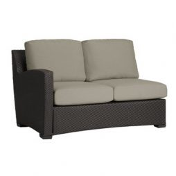 Fusion Sectional Left Arm Facing Loveseat W Loose Cushions