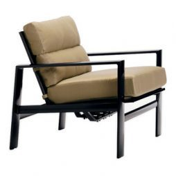 Parkway Cushion Motion Lounge Chair W Loose Cushions