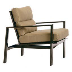 Parkway Cushion Lounge Chair W Loose Cushions