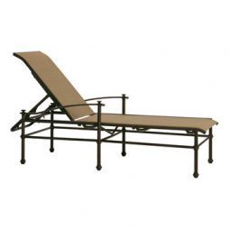 Campaign Sling Adjustable Chaise