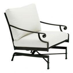 Venetian Motion Lounge Chair W Loose Cushions