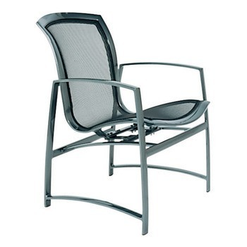 Wave Motion Arm Chair Hauser S Patio