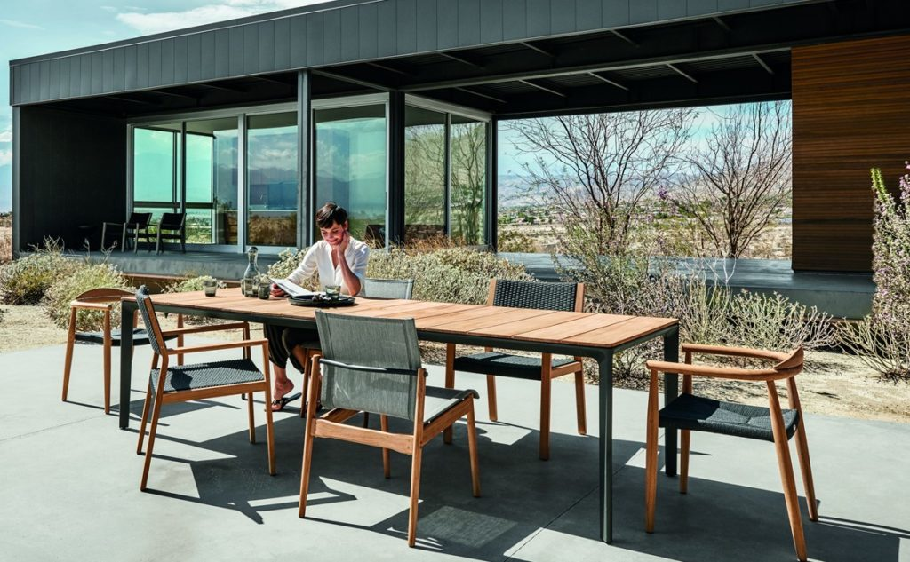 gloster outdoor furniture. It Is Easy To See This Attention Using The Highest Quality Materials When You View Pieces In Many Of Gloster\u0027s Outdoor Furniture Collections. Gloster O