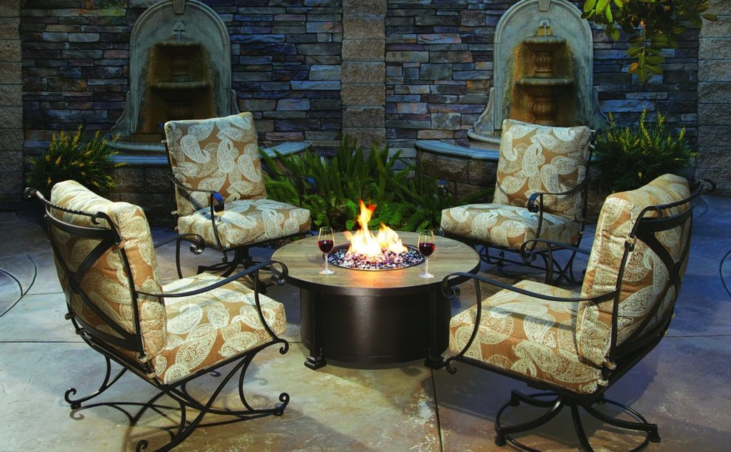 Fine O W Lee Hausers Patio Download Free Architecture Designs Viewormadebymaigaardcom