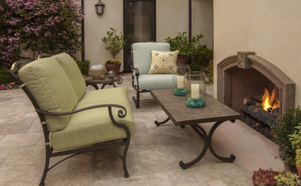 shop online O.W. Lee outdoor seating