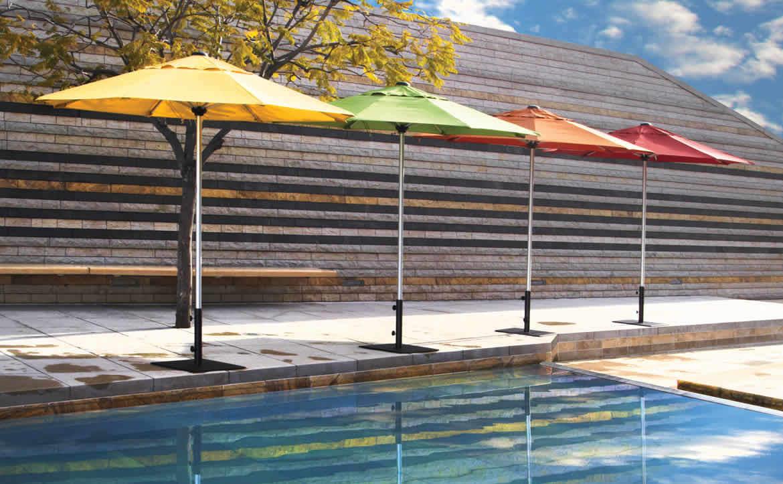 Treasure Garden shade umbrella