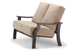 St. Catherine Cushion Two-Seat Loveseat