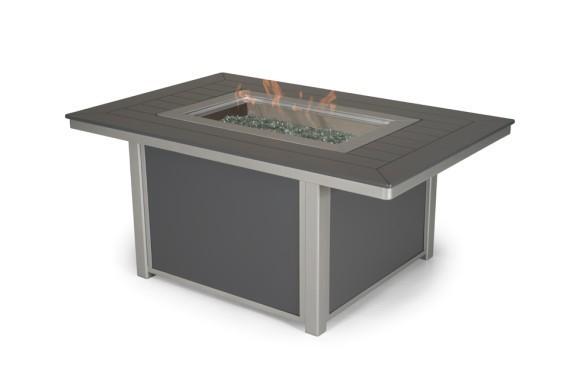 """36"""" x 54"""" Rectangular MGP Fire Table"""