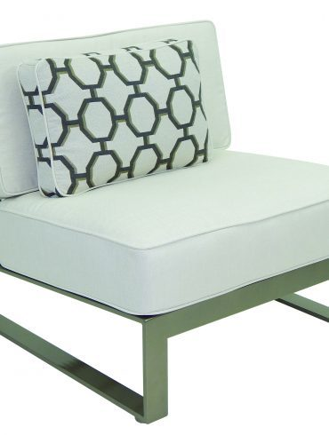 Park Place Cushion Lounge Chair W One Pillow Hauser S Patio