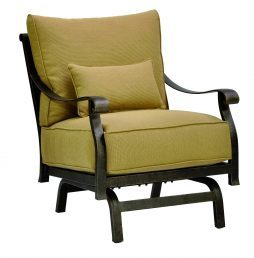 Madrid Cushion Action Chair w/ One Kidney Pillow