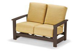 Leeward Cushion Hidden Motion Loveseat