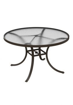 Acrylic-Round-Dining-Table-1847A