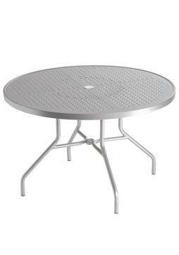 Boulevard-Round-Dining-Umbrella-Table-646NSBU