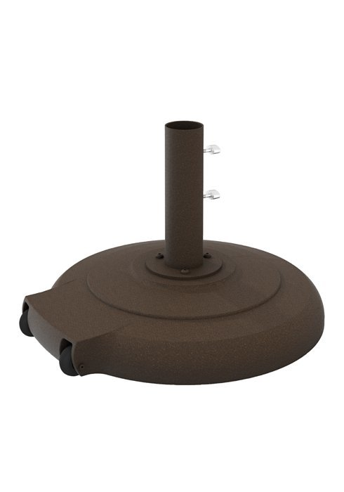 umbrella base with wheels