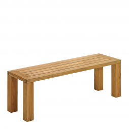 "Gloster 429 Square 51.5"" Backless Bench"