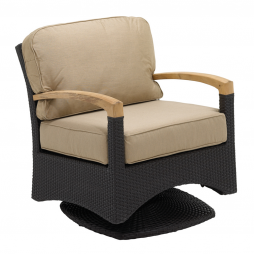 Gloster 660 Plantation Swivel Glider Lounge Chair