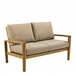 Gloster 8611 Oyster Reed 2-Seater Sofa