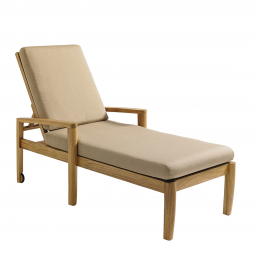 Gloster 8650 Oyster Reed Chaise